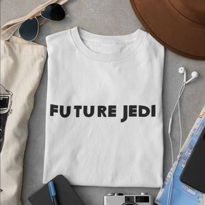 Other - Future Jedi T-Shirt For Kids & Adults